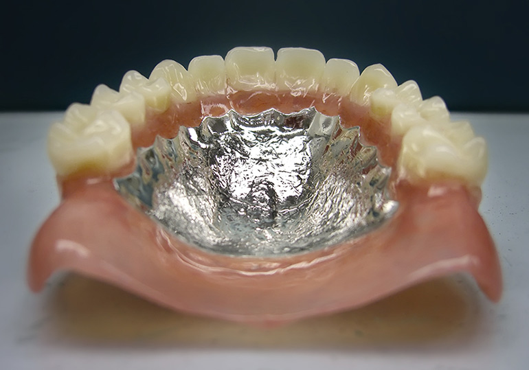 съемный зубой протез