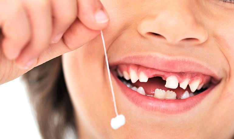 зубы у младенца